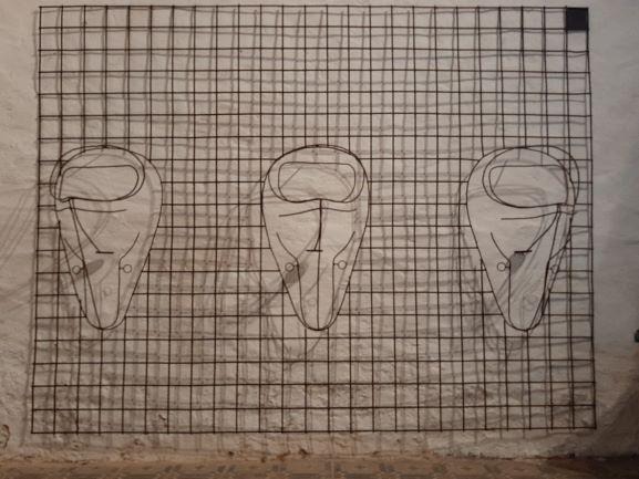 Ulrich Schreiber: Urinal, 1992