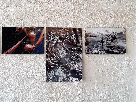 Franziska Pfaff: Texturfotos