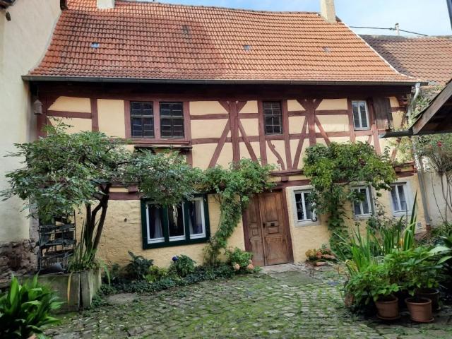 Badenheim Innenhof