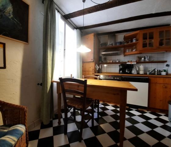 Badenheim Ferienwohnung Küche